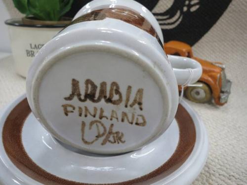 北欧食器のARABIA