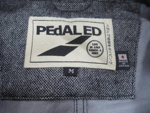 ペダレッドのサイクルウェア