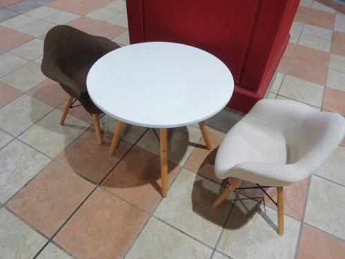 リプロダクトのテーブル