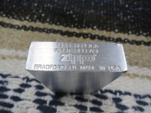 ジッポの1933レプリカ