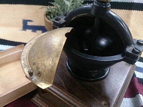 コーヒー用品のミル