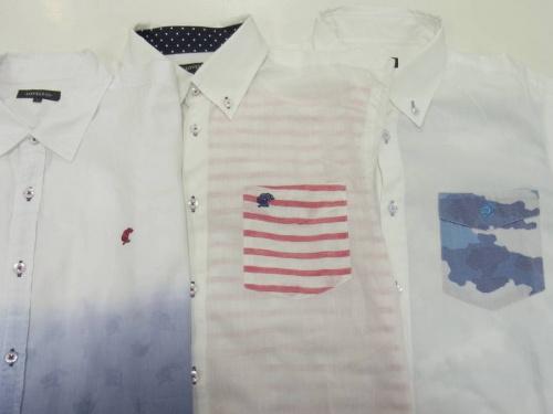 シャツの買取