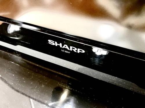 SHARPの32インチ