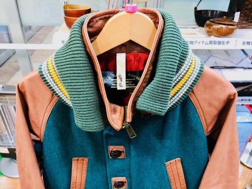 ドンキージャケットの冬物衣類