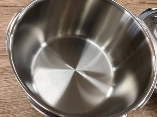 WMFの圧力鍋