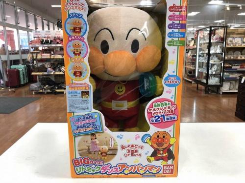 楽器・ホビー雑貨のアンパンマン