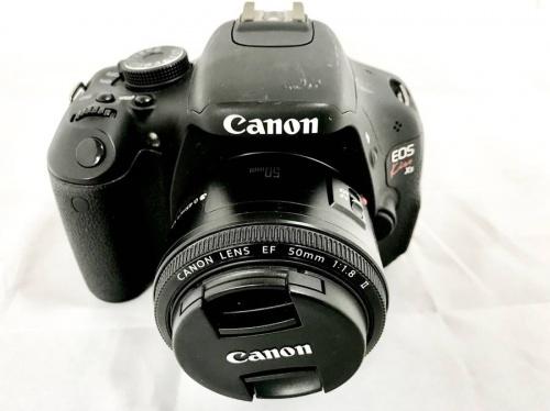一眼レフカメラのキャノン(Canon)