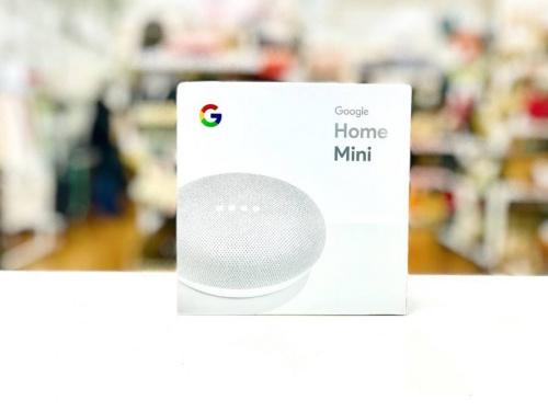 スピーカーのGoogle