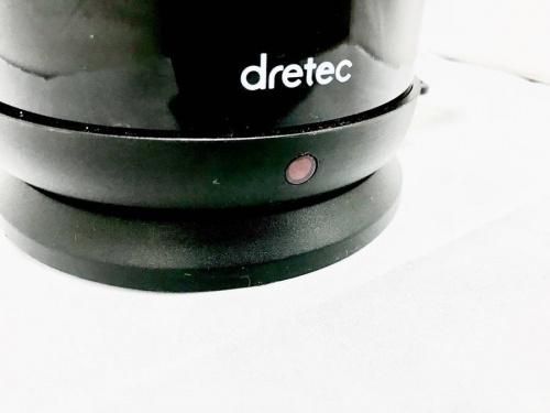 電気ポットのDRETEC