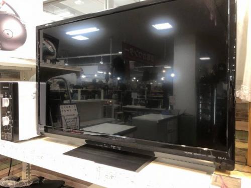 デジタル家電の中古テレビ