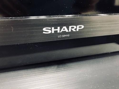 中古テレビのSHARP
