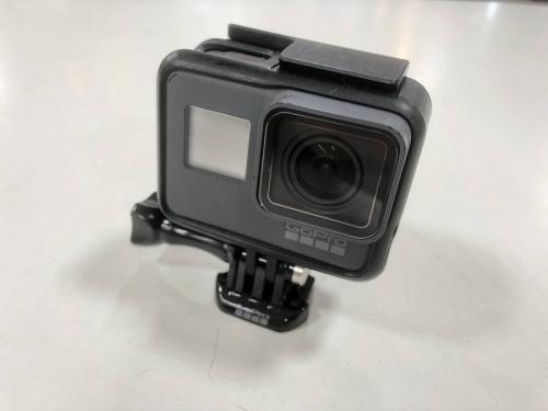 デジタル家電のウェアラブルアクションカメラ