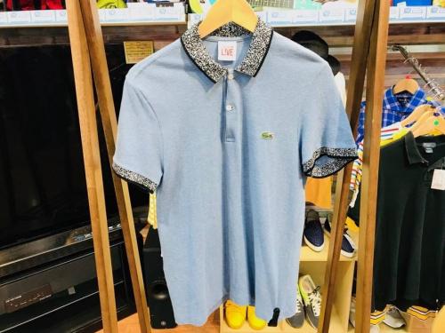ラコステ(LACOSTE)のポロシャツ