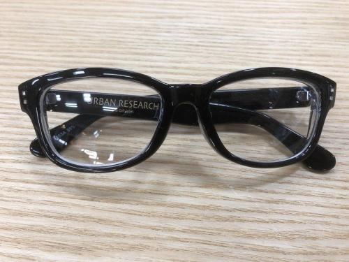 伊達眼鏡のURBAN RESEARCH