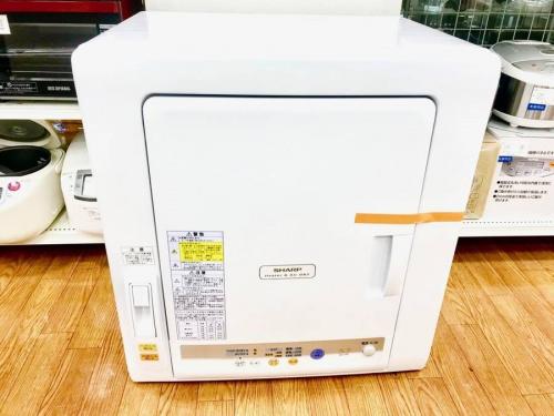 乾燥機のSHARP