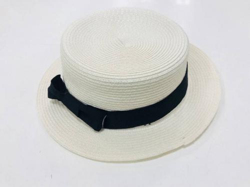 帽子のカンカン帽