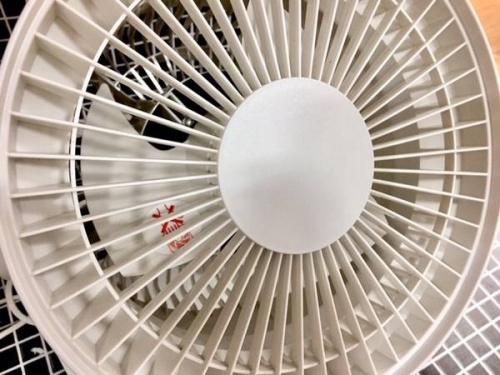扇風機の無印良品