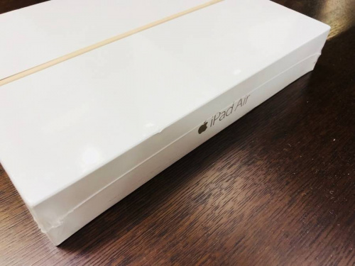 iPad AirのApple