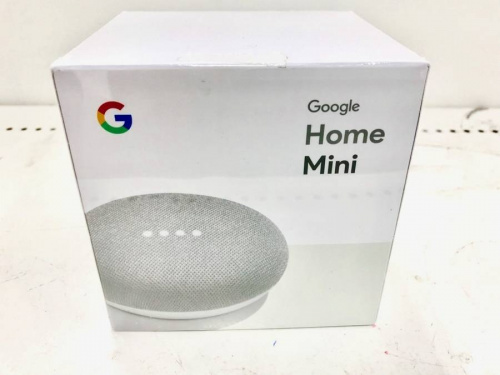 スピーカーのGoogle Home Mini