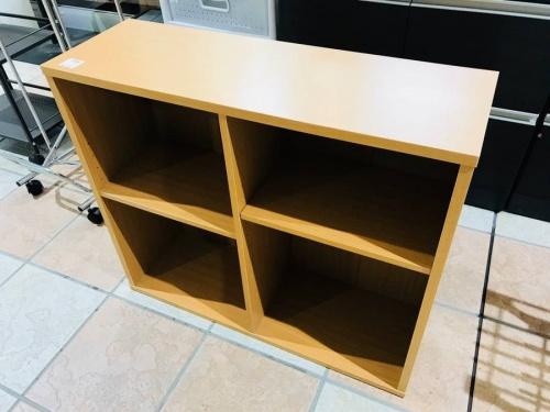 家具のカラーボックス