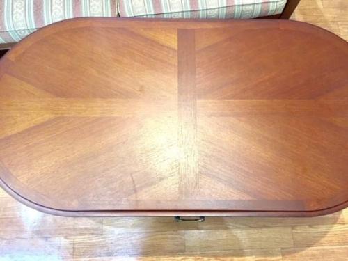 テーブルのマルニ木工