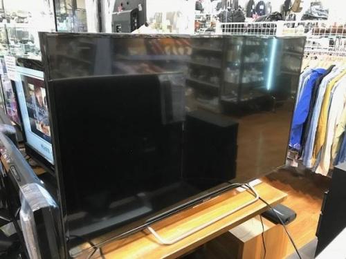 生活家電の大型テレビ