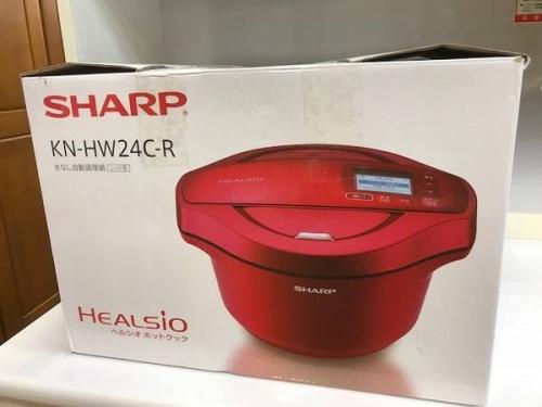 調理鍋のシャープ