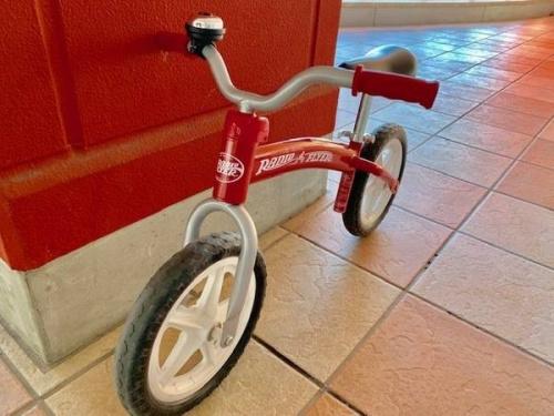 自転車のRADIO FLYER