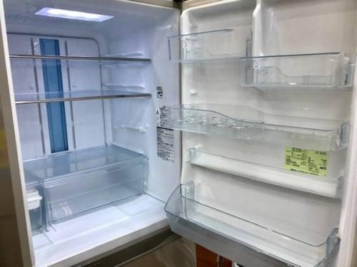 大型冷蔵庫のTOSHIBA