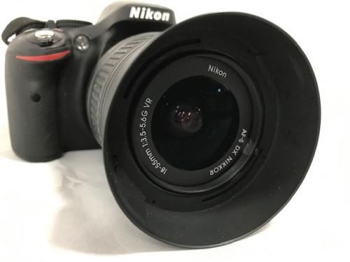 デジタル一眼レフカメラのNikon