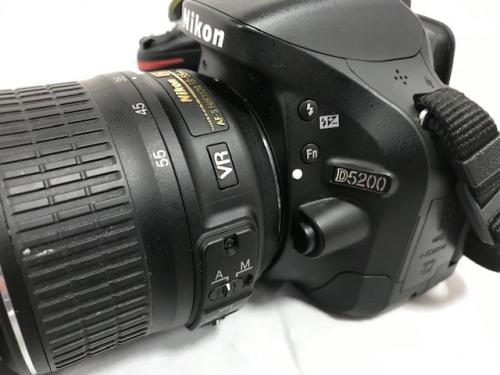Nikonの中央林間家電