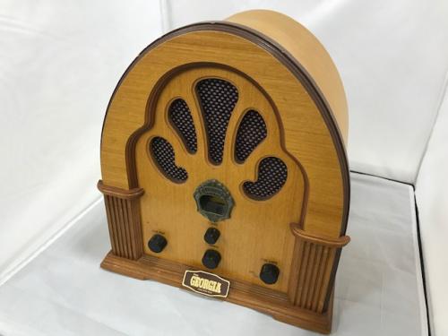 デジタル家電のラジオ