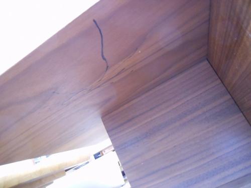 テーブルの中央林間 中古家具