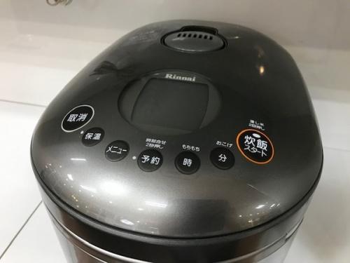 炊飯器のガス炊飯器