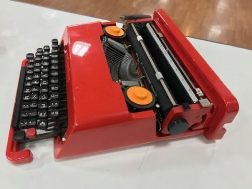 中央林間のタイプライター