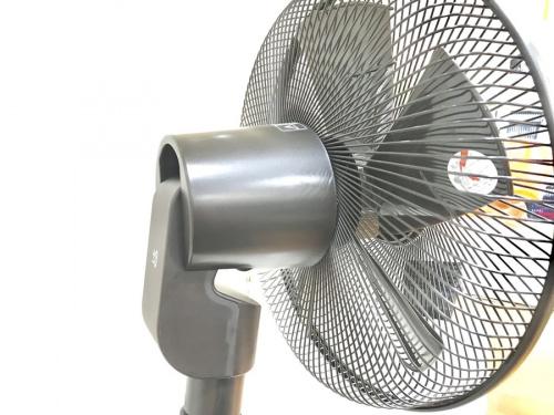 扇風機のプラスマイナスゼロ