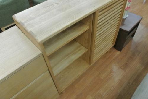 中古家具 サイドボードの起立木工 中古