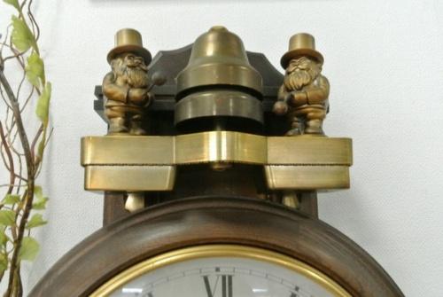 インテリアのアンティーク時計
