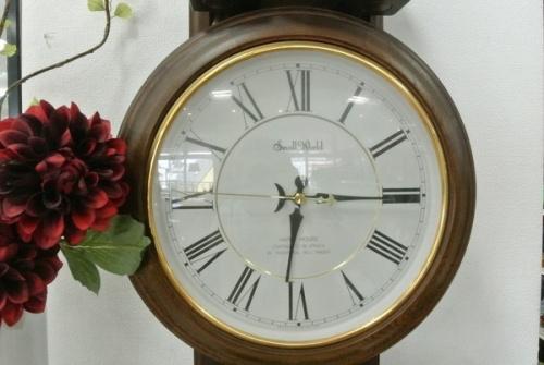 アンティーク時計の中古 掛時計