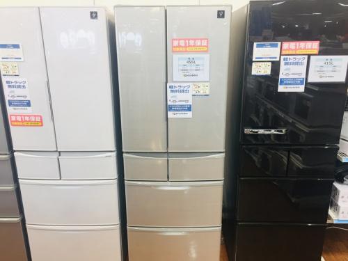 中央林間 中古家電の冷蔵庫