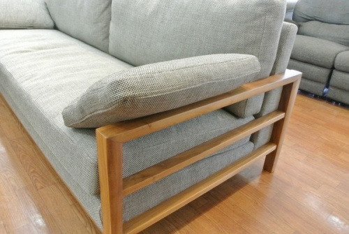 2人掛けソファーのkarimoku