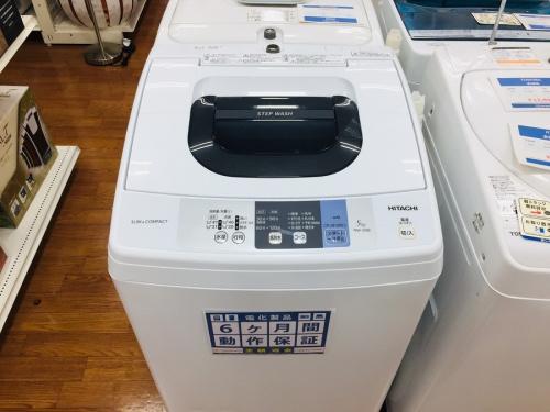 中央林間 中古家電の洗濯機