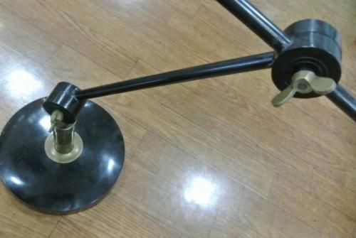 アンティーク調ライトのALCHEMIST TASK LAMP