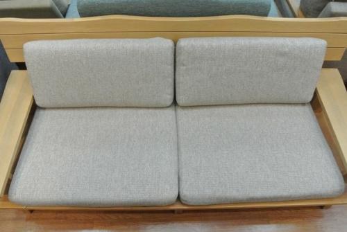 ソファの3人掛けソファー