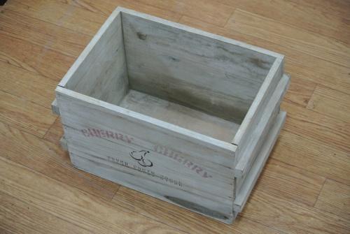 生活家具の収納ボックス