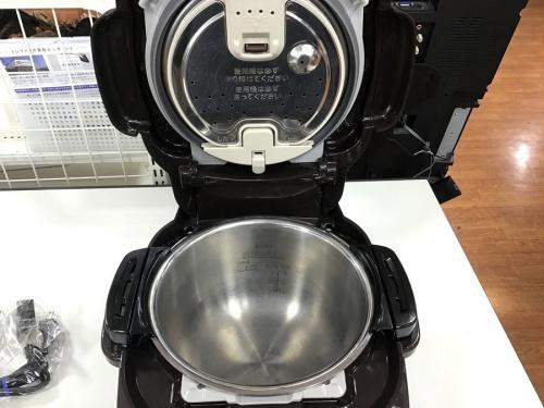 圧力IHグリル鍋の象印