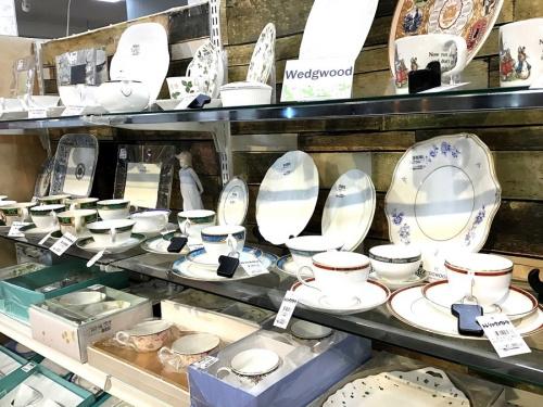 洋食器のWEDGWOOD Noritake  royalCopenhagen