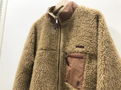 ジャケットのGRAMICCI