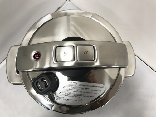 圧力鍋のMEYER
