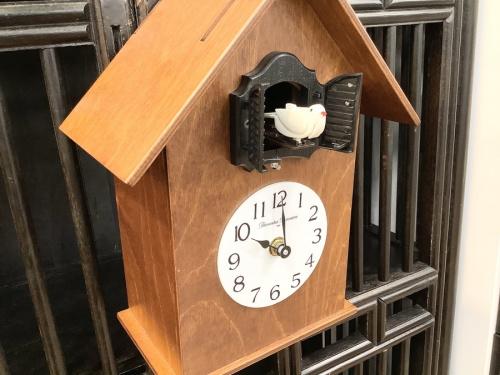 生活雑貨の時計
